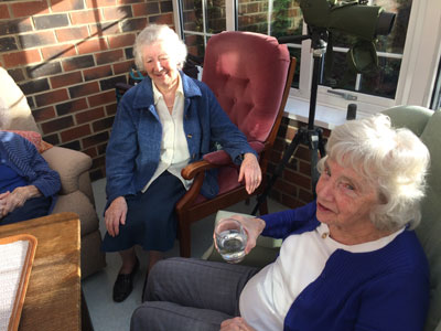 Abbeyfield Ripon residents